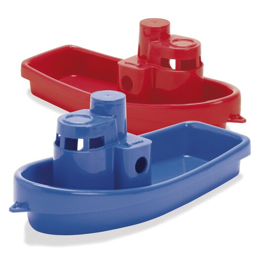 The Original Toy Company Dantoy Stacking Tug Boat