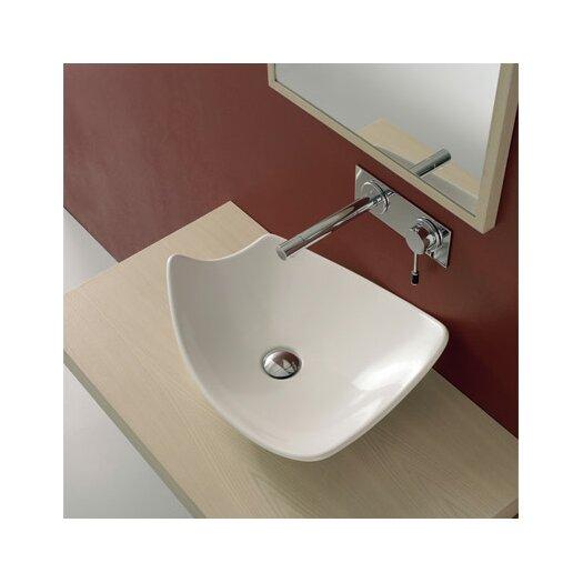 Scarabeo by Nameeks Kong Above Counter Bathroom Sink