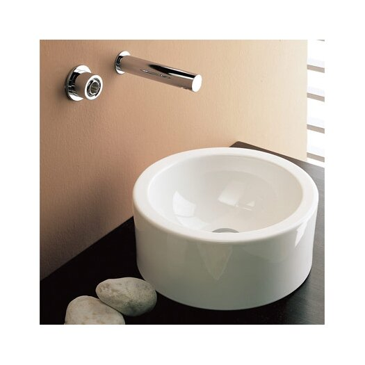 Scarabeo by Nameeks Giove Above Counter Bathroom Sink