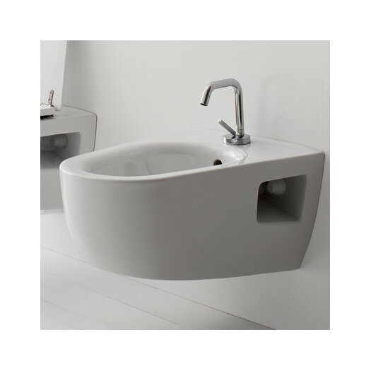 Scarabeo by Nameeks Tizi Wall Mount Bidet