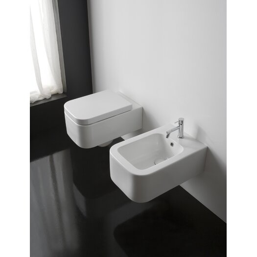 Scarabeo by Nameeks Next Wall Mount Bidet