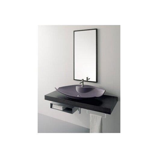 "Scarabeo by Nameeks Line 19.7"" x 3.9"" Bathroom Shelf"