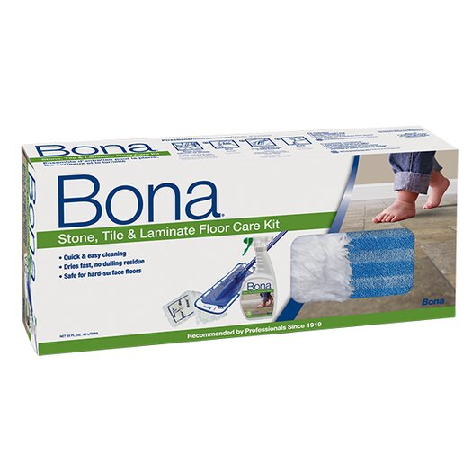 Bona Kemi Stone, Tile and Laminate Floor Care System