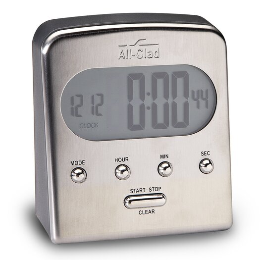 All-Clad Digital Timer & Clock