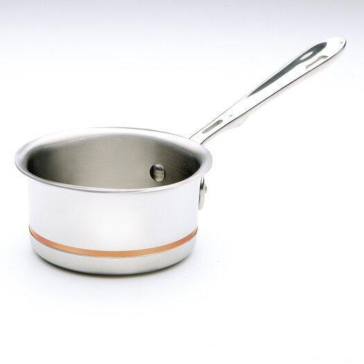 All-Clad Copper Core 0.5-qt. Butter Warmer