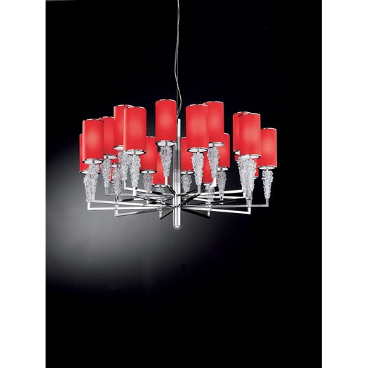 Axo Light Subzero 20 Light Chandelier