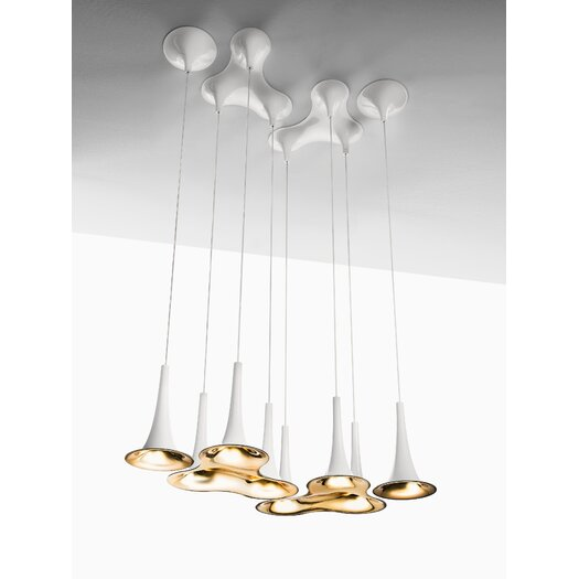 Axo Light Nafir  3 Light  Pendant