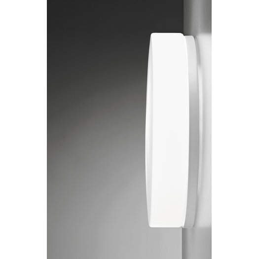 Ai Lati Drum 2 Light Flush Mount