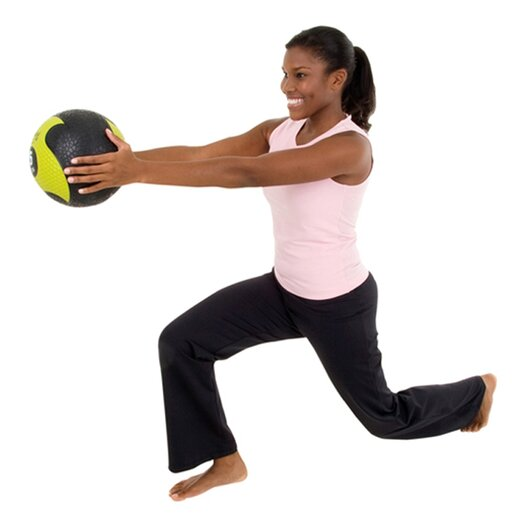 Eco Wise Fitness Deluxe Medicine Ball
