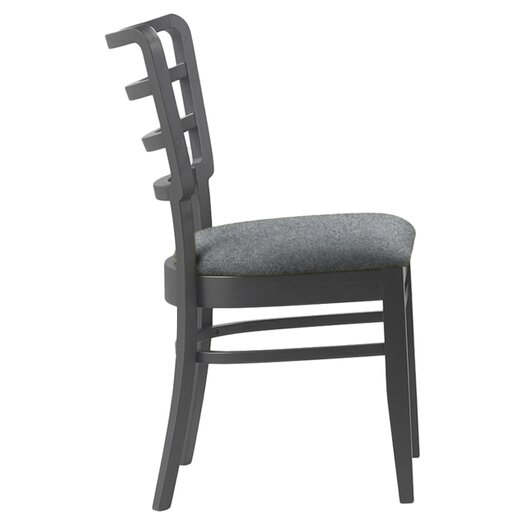 Chintaly Imports Diana Slat Back Side Chair