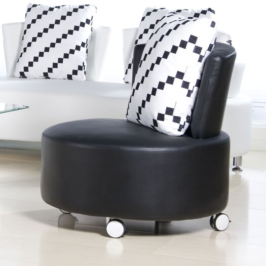 Chintaly Imports Daytona Caster Chair