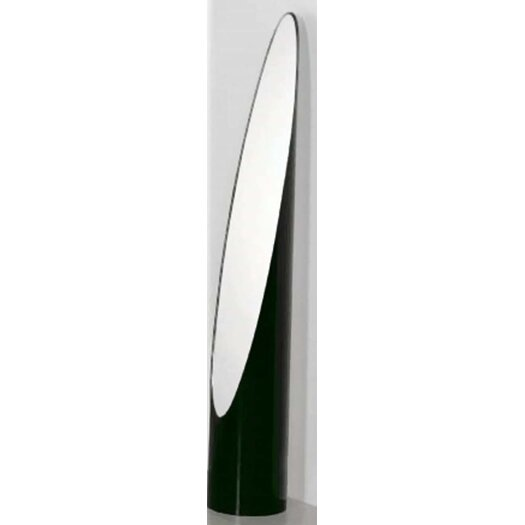 Chintaly Imports Cylinder Floor Mirror
