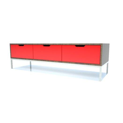 "EK Living Furniture 60"" Storage Crezenda"