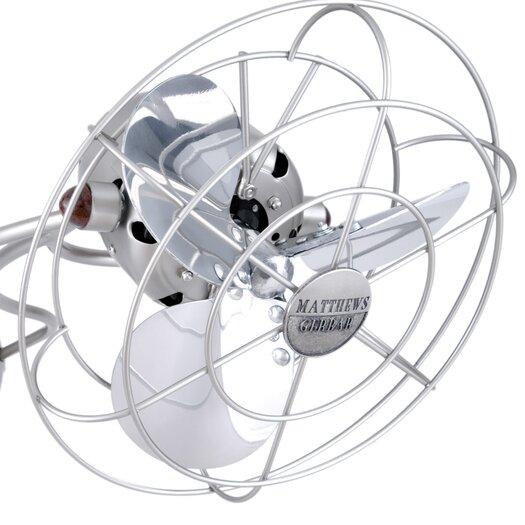 Matthews Fan Company Aluminum Fan Head with Cage