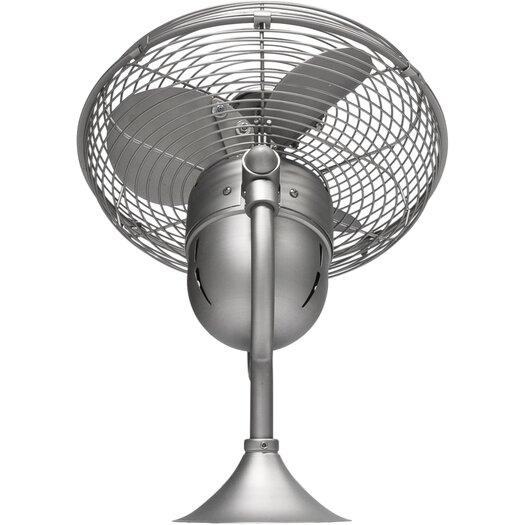 Matthews Fan Company Oscillating Wall Fan