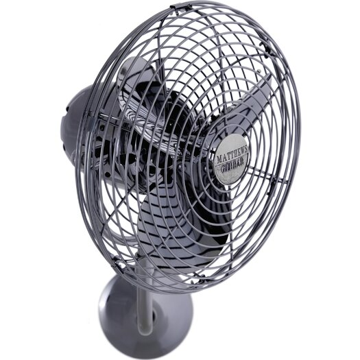 Matthews Fan Company Wall Fan