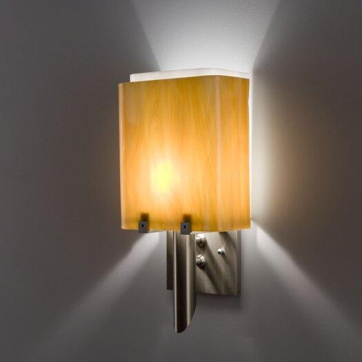 WPT Design Dessy1/8 1 Light Single Pane Wall Sconce