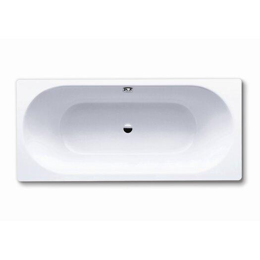 "Kaldewei Klassikduo 63"" x 28"" Rectangular Bathtub"