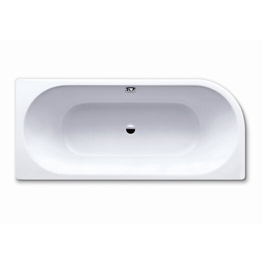"""Kaldewei Centro Duo 71"""" x 32"""" 1 Left  Bathtub"""