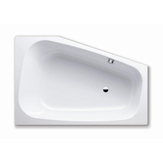 "Kaldewei Grando Duo 71"" x 47"" Left Bathtub"