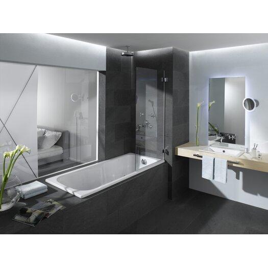 """Kaldewei Dyna 63"""" x 28"""" Set Bathtub"""