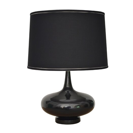 "Legacy Home Hand Spun Designer 26"" H Table Lamp with Drum Shade"