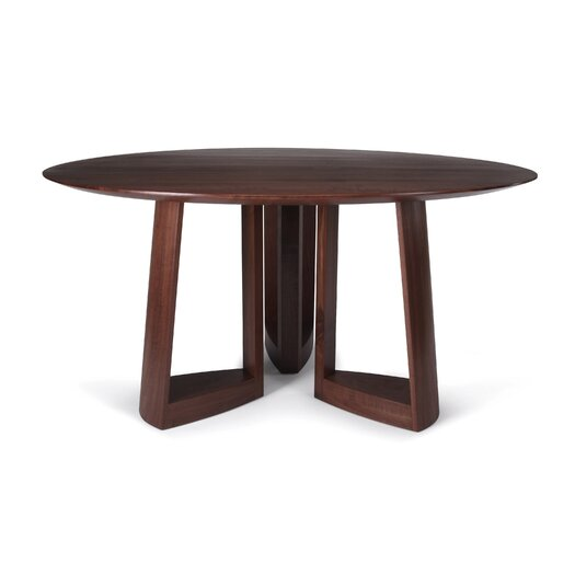 Skram Lineground Round Dining Table