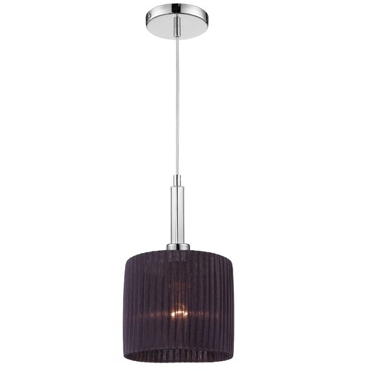 Golden Lighting Solal 1 Light Pendant
