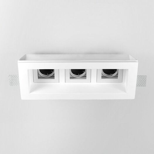 Zaneen Lighting Invisibli Adjustable LED Recessed Trim
