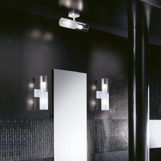 Zaneen Lighting Jazz 2 Light Wall Sconce