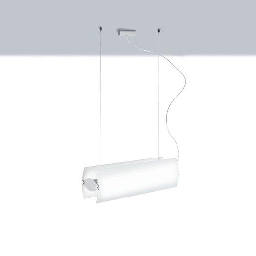 Zaneen Lighting Fly Two Light Pendant in Gray
