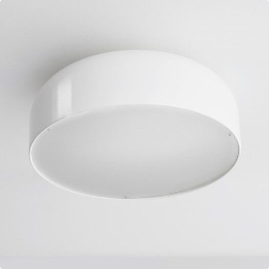 Zaneen Lighting Mai 1 Light Semi Flush