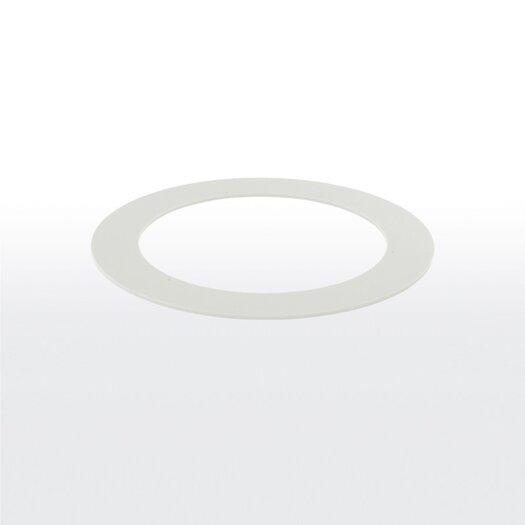 Zaneen Lighting Tamburo Acrylic Ring Insert Accessory in Clear