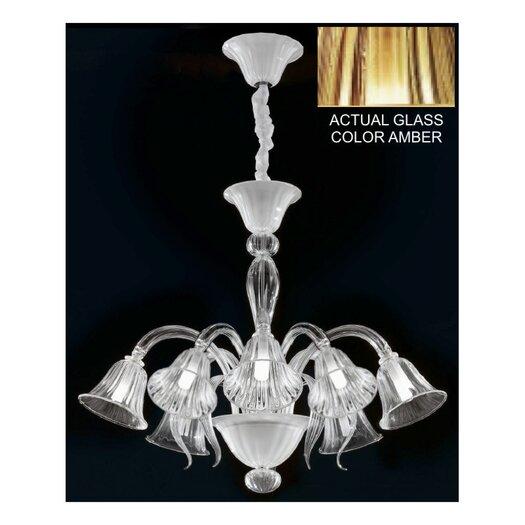 Zaneen Lighting D'Orsay Chandelier