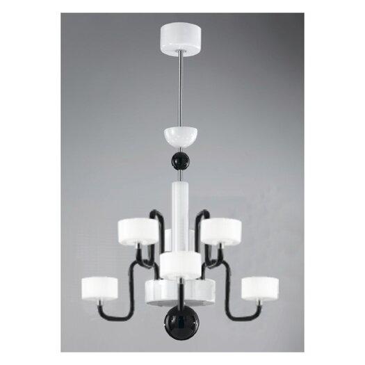 Zaneen Lighting Guggenheim Chandelier