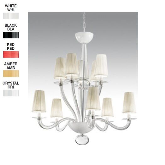 Zaneen Lighting Prado Chandelier