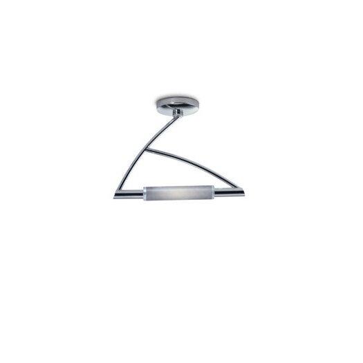 Zaneen Lighting Wing Ceiling Semi Flush Mount