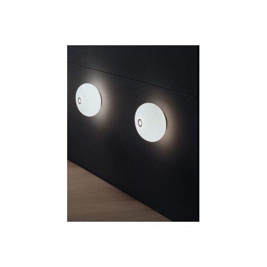 Zaneen Lighting Blow Mini 1 Light Wall Sconce