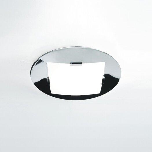 Zaneen Lighting Damas Flush Mount  /  Wall Sconce in Chrome
