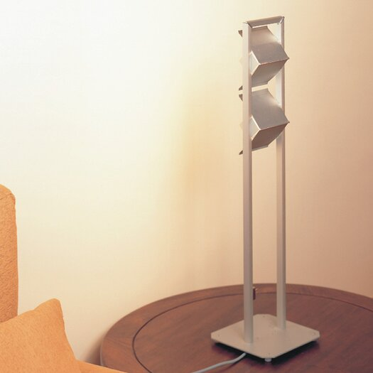 "Zaneen Lighting Loft Contemporary 24"" H Table Lamp"