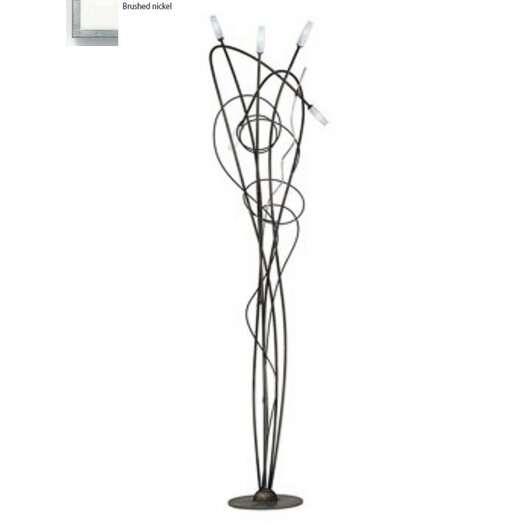 Zaneen Lighting Miss Irony Floor Lamp