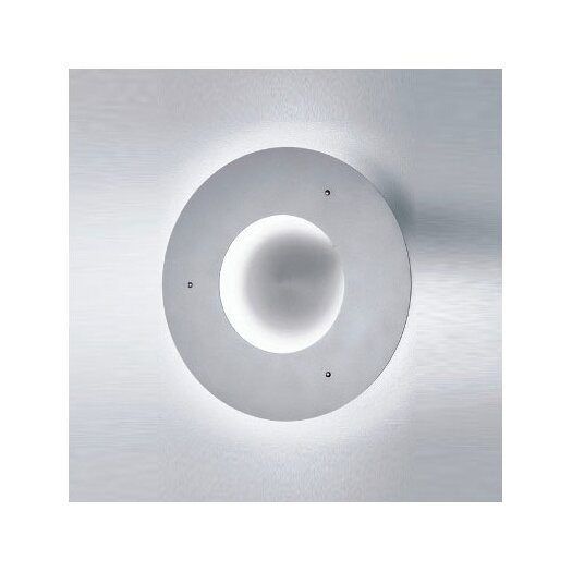 Zaneen Lighting Ixion Circular Wall or Ceiling Semi Flush Mount