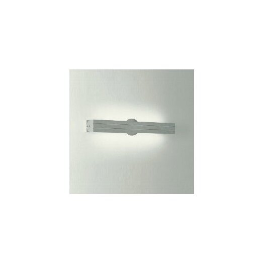 """Zaneen Lighting Parallel F 35"""" Contemporary 1 Light Wall Sconce"""