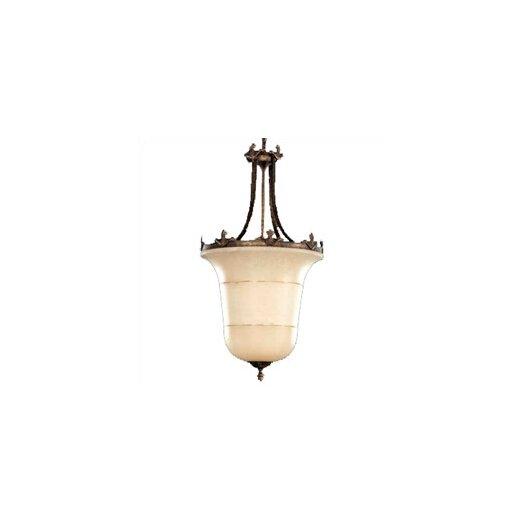 """Zaneen Lighting Vidra 54"""" Pendant in Rustic Bronze"""