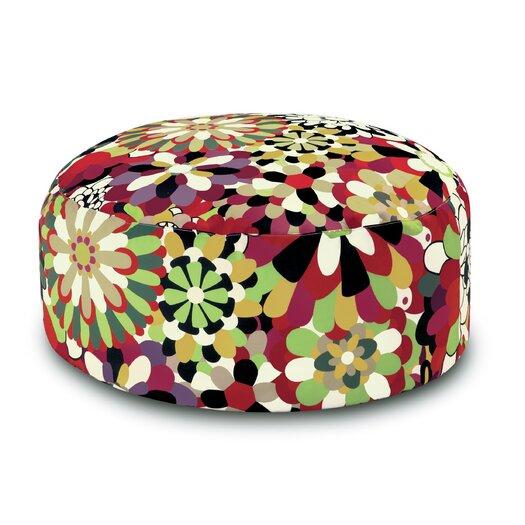 Missoni Home Vevey Pouf Bean Bag Chair
