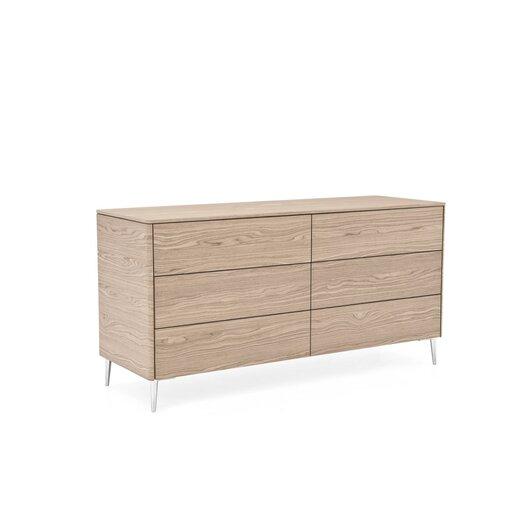 Boston 6 Drawer Dresser