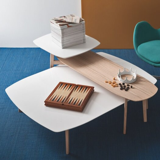 Match Double Top Coffee Table