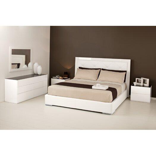 Calligaris Diamond Bed