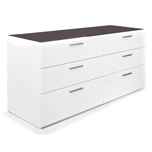 Calligaris Jersey 6 Drawer Dresser