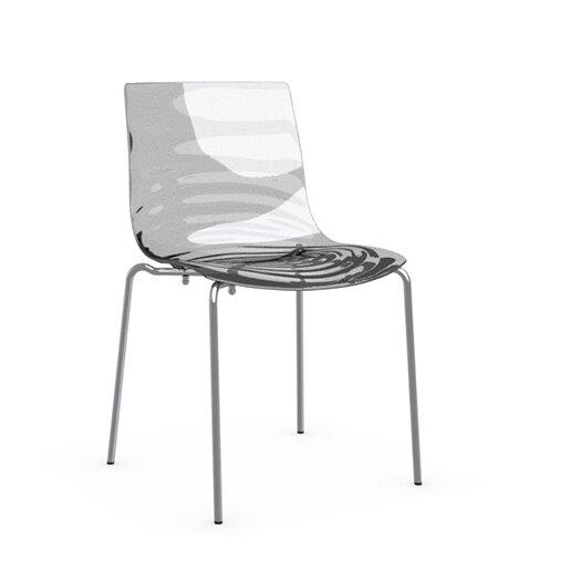 Calligaris L'Eau 4 Leg Base Chair